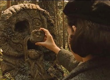 Pan's Labyrinth, lost eye