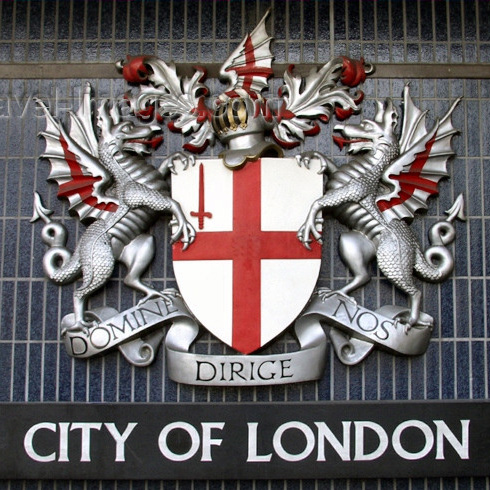 City of London Coat of Arms
