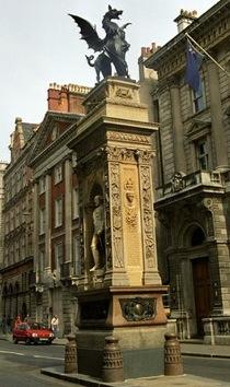 Dragon of Fleet Street
