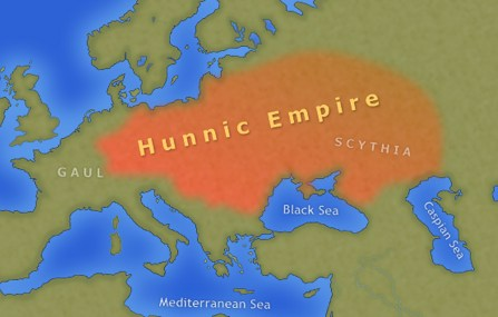 Hunnic Empire