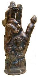 Votive Hand of Sabazios